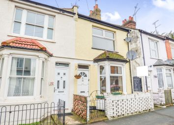 Thumbnail 2 bed end terrace house for sale in Cardiff Road, Watford
