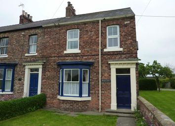 Thumbnail 3 bed terraced house to rent in Morton On Swale, Northallerton