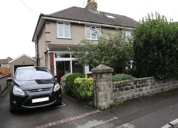 Thumbnail 3 bed semi-detached house for sale in Coleridge Vale Road North, Clevedon