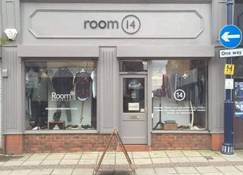 Thumbnail Retail premises for sale in George Street, Ashton-Under-Lyne