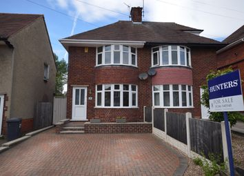 Thumbnail 2 bedroom semi-detached house for sale in Franklyn Road, Brockwell, Chesterfield