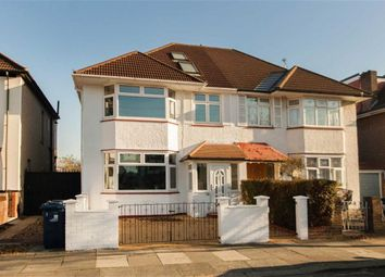 Thumbnail 4 bed semi-detached house to rent in Balfour Road, Acton, London