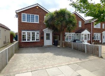 Thumbnail 3 bedroom detached house for sale in Gravel Road, Leigh On Sea, Leigh On Sea