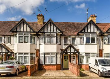 Thumbnail 3 bed terraced house to rent in Southern Road, Camberley