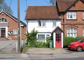 Thumbnail 2 bed cottage for sale in Aylesbury Road, Bierton, Aylesbury