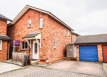 Thumbnail 4 bedroom detached house for sale in Minton Close, Blakelands
