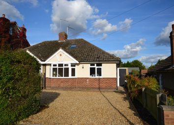 Thumbnail 3 bed bungalow for sale in Southfield Road, Duston, Northampton