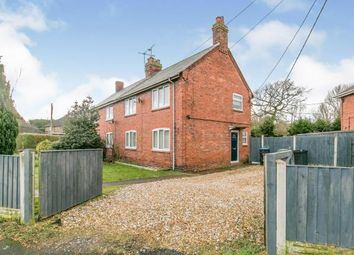 Thumbnail 3 bed semi-detached house for sale in Heol Y Ffynnon, Bradley, Wrexham, .