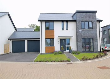 Thumbnail 4 bed detached house for sale in Berkeley Square, Crownhill, Plymouth