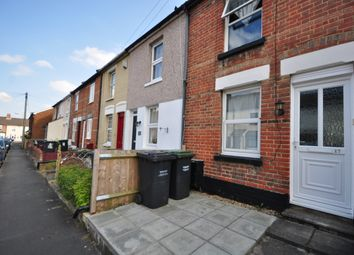 Thumbnail 2 bed terraced house to rent in Bramley Road, Snodland