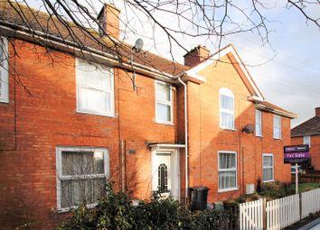 Thumbnail 2 bed terraced house for sale in Coleridge Road, Bridgwater