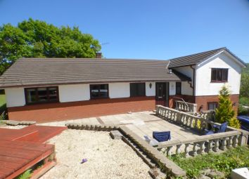 Thumbnail 4 bedroom detached house for sale in Glynmeirch Road, Pontardawe, Swansea