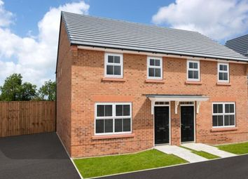 Thumbnail 3 bed semi-detached house for sale in Dixon Drive, Chelford, Macclesfield