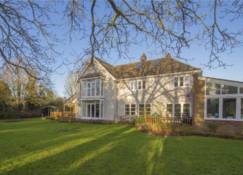 Thumbnail 8 bed detached house for sale in Moules Lane, Hadstock, Cambridge