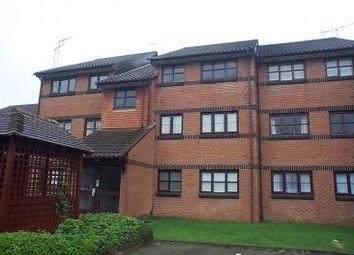 Thumbnail 2 bedroom flat to rent in Hamburgh Court, Cheshunt, Hertfordshire