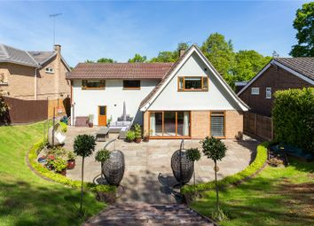 Thumbnail 4 bedroom detached house for sale in Hemwood Road, Windsor, Berkshire