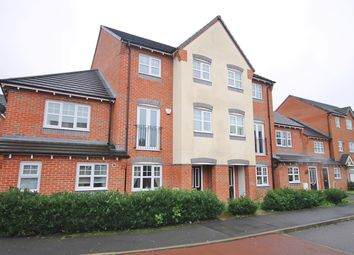 Thumbnail 5 bed town house for sale in Calgarth Avenue, Warrington