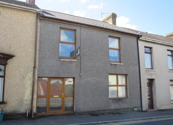 Thumbnail 4 bed terraced house for sale in Pemberton Road, Llanelli