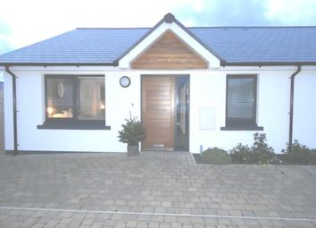 Thumbnail 2 bedroom semi-detached bungalow to rent in Cronk Cullyn, Colby, Isle Of Man