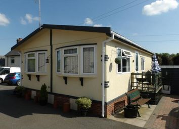 Thumbnail Property for sale in Quarry Mobile Home Park, Queen Street, Markfield, Leicestershire