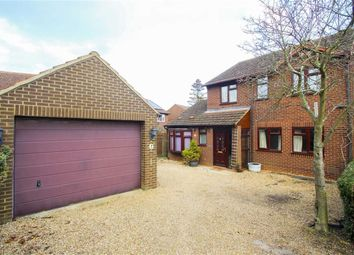 Thumbnail 5 bed detached house to rent in Cambron, Two Mile Ash, Milton Keynes