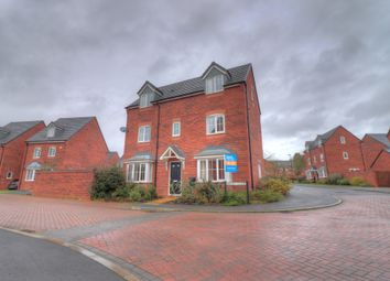4 bed detached house for sale in Brent Close, Derby DE22