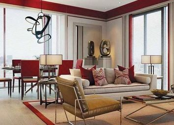 Thumbnail 2 bed flat for sale in Embassy Gardens, Battersea, London