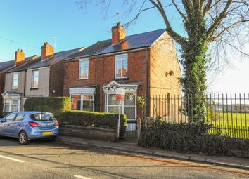 Thumbnail 3 bed semi-detached house for sale in Old Hall Road, Brampton, Chesterfield
