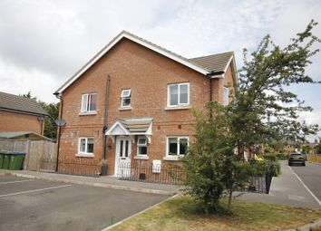 Eastway, Titchfield, Fareham PO15. 4 bed semi-detached house