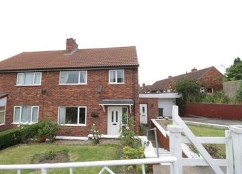 Thumbnail 3 bed semi-detached house for sale in Moorlands Crescent, Whiston, Rotherham, South Yorkshire