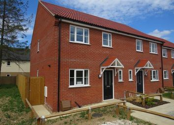 Thumbnail 3 bed semi-detached house to rent in Lancaster Avenue, Watton, Thetford