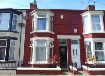 Thumbnail 3 bed terraced house for sale in Bellamy Road, Liverpool, Merseyside, England