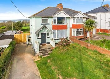 Thumbnail 3 bed semi-detached house for sale in Victoria, Exeter Road, Exmouth