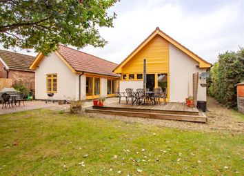 Thumbnail 4 bed bungalow for sale in The Ridgeway, Woodley, Reading