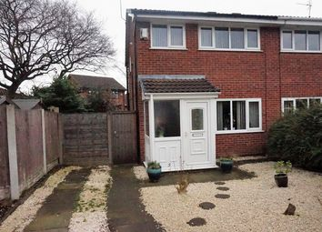 Thumbnail 3 bed semi-detached house for sale in Burnsall Drive, Widnes