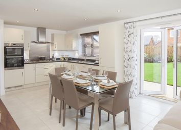 "Thumbnail 4 bedroom semi-detached house for sale in ""Ingleby"" at Barley Fields, Thornbury, Bristol"