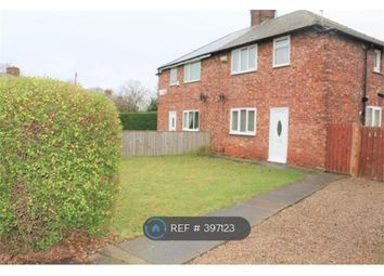 Thumbnail 3 bed semi-detached house to rent in Sycamore Crescent, Middlesbrough