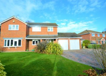 Thumbnail 4 bedroom detached house for sale in St. James Road, Finchampstead, Wokingham, Berkshire