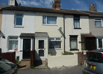 Thumbnail 3 bed terraced house for sale in Manor Road, Dovercourt