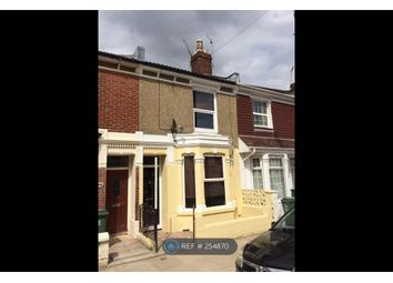 Thumbnail 5 bed terraced house to rent in Westfield Road, Portsmouth