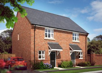 Thumbnail 2 bedroom end terrace house for sale in The Higham, Radbourne Lane, Nr Derby, Derbyshire
