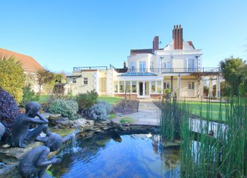 Thumbnail 6 bedroom detached house for sale in Grove Road, Lymington, Hampshire