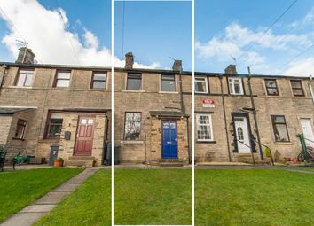 Thumbnail 2 bed terraced house for sale in Village Green, Uppermill, Oldham