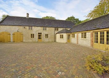 Thumbnail 4 bed barn conversion for sale in Greetham, Oakham, Rutland
