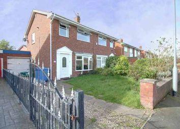 Thumbnail 3 bed semi-detached house for sale in Rhodfa Maen Gwyn, Rhyl, Clwyd