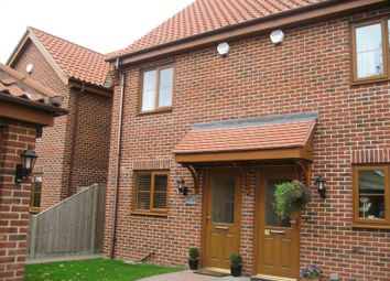 Thumbnail 3 bed semi-detached house to rent in The Hedgerows, Lound Road, Blundeston, Lowestoft