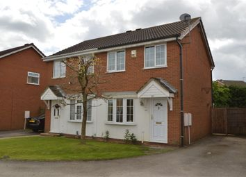 Thumbnail 2 bedroom semi-detached house to rent in Thirlmere, Stukeley Meadows, Huntingdon, Cambridgeshire