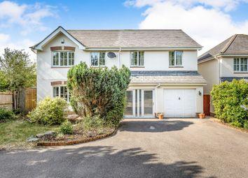 Thumbnail 5 bed detached house for sale in Vale Park, Bridgend