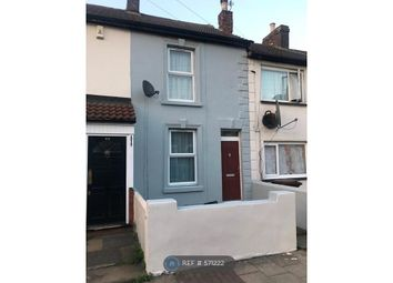Thumbnail 2 bed terraced house to rent in Trafalgar Street, Gillingham