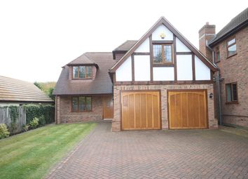 Thumbnail 5 bedroom detached house to rent in Gorsewood Road, Longfield, Kent